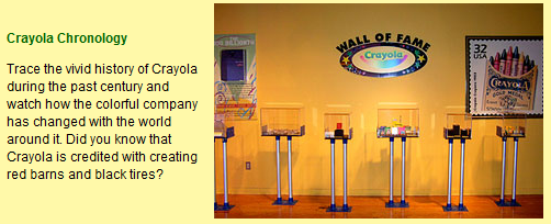 Crayola Factory Jobs